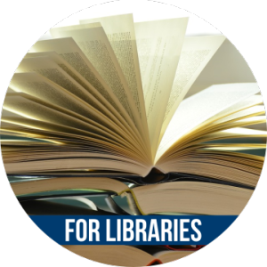 Link to FOR LIBRARIES with image of books